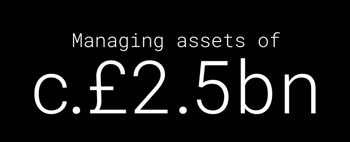 Managing Assets Of 2 5Bn 1