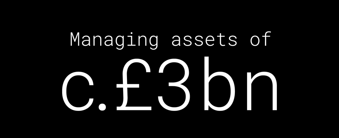 Managing Assets In Excess Of 3Bn