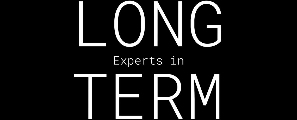 Experts in long term