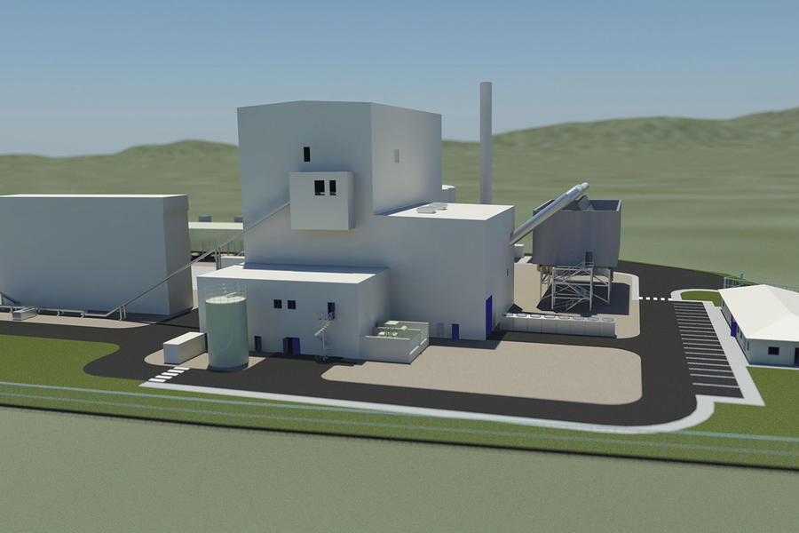 Ni Biomass Plant Evermore Design