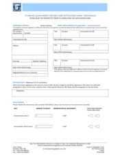 Individual Application Form